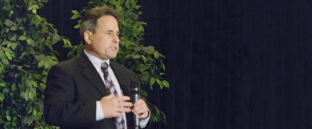 Dr Bill Simon, Dental Speaker